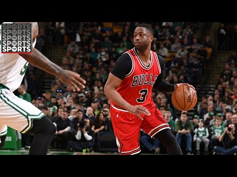Dwayne Wade Is Tired of Answering Questions About the Bulls