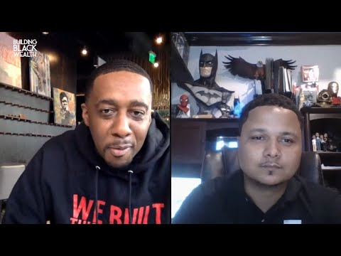 Building Black Wealth | Figgers Wireless | Hosted by Draze