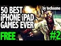50 Best Free iPhone, iPad Games for 2016 (2/5)