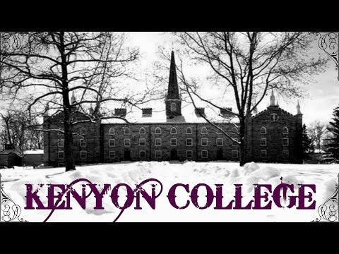 KENYON COLLEGE │ HAUNTED