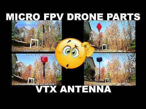 MICRO FPV DRONE PARTS - VTX ANTENNA