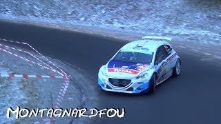 Vid�o Rallye International du Valais 2014