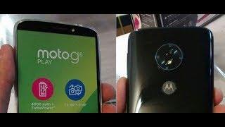 ¿Por qué deberías comprar el Moto G6 Play?