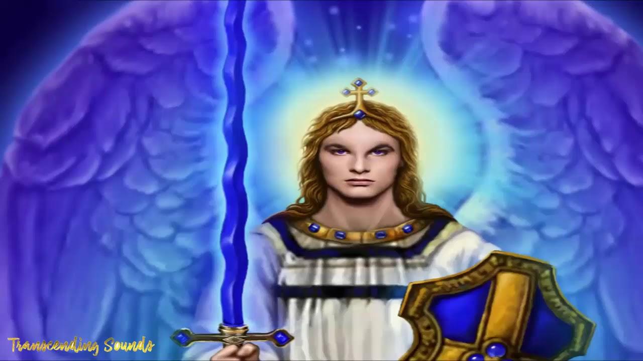 Musica Angelical Conecta Con El Arcangel Miguel Youtube