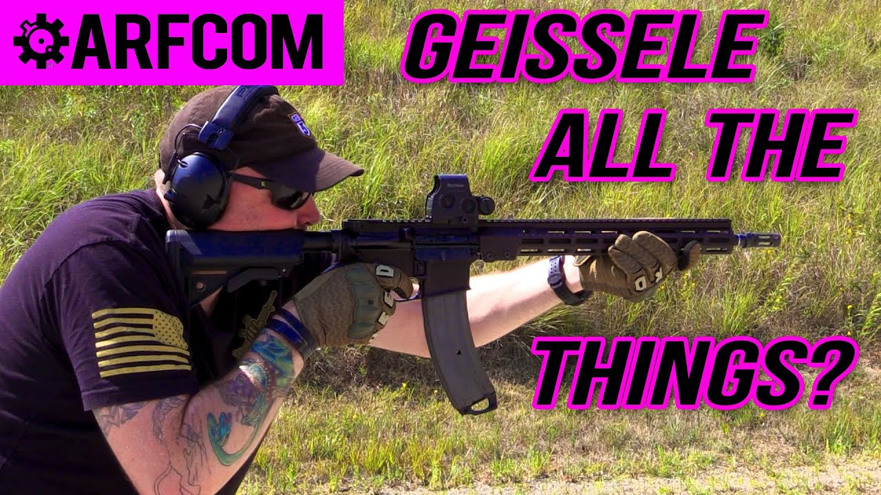 Geissele All the Things? | Geissele Super Duty Rifle