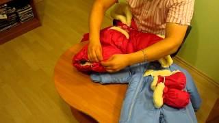 Комбинезон-трансформер на меху!(Комбинезон-трансформер на меху для мальчика и девочки! Купить на аукро - http://aukro.ua/transformer-na-zimu-na-mehu-rost-74-80-i26720907..., 2012-10-04T22:02:06.000Z)