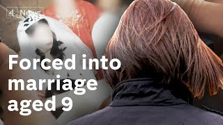 The nine-year-old child forced into marriage in Iraq