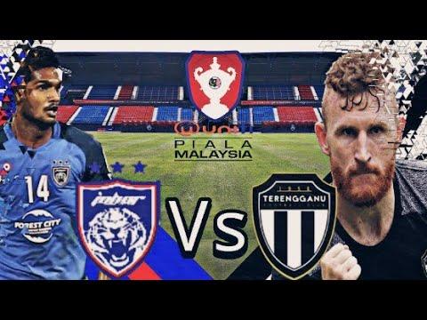 (PIALA MALAYSIA) JDT VS TFC VERSI PES PPSSPP MOD BY NAIFMOHD