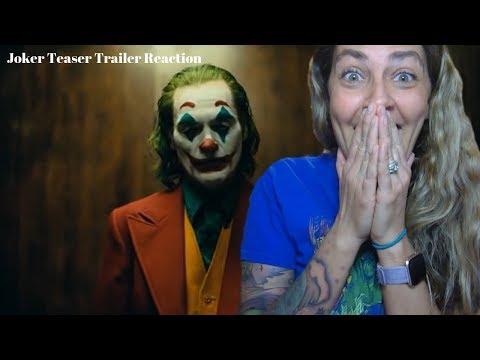 JOKER Teaser Trailer Reaction (In Theaters October 4)
