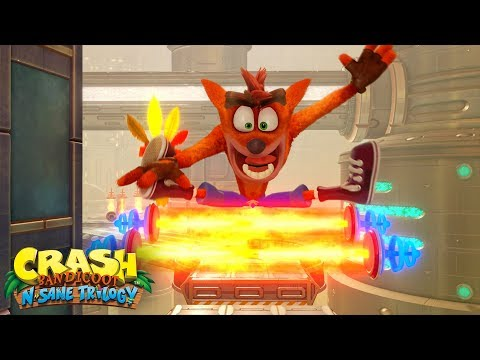 Future Tense Launch Trailer | Crash Bandicoot N. Sane Trilogy