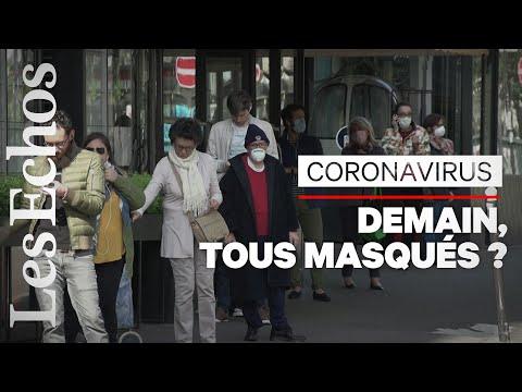 Coronavirus: tout ce qu'il faut savoir sur le port du masque