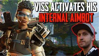 Viss Activates His Internal Aimbot Apex Legends
