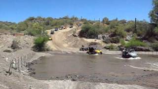 Atv Rentals Arizona Outdoor Fun Rivercross And Desert  Wolf