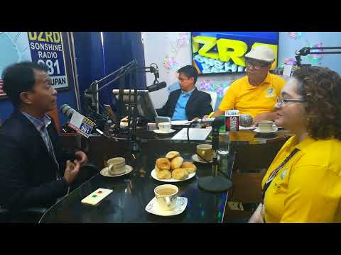 Radio Interview of National Chaplains of the Philippines(3)
