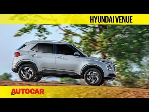 Hyundai Venue   Review   Autocar India