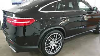 Mercedes-Benz GLE Coupe AMG - Pasjonauci - Ultracoat Protected