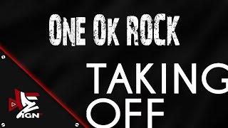 Gambar cover ▶️ONE OK ROCK - Taking Off [Lyrics]
