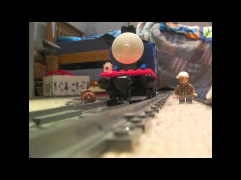Lego Thomas The tank Engine series maybe coming soon - YouTube
