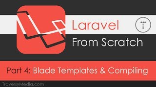 Laravel From Scratch [Part 4] - Blade Templating & Compiling Assets thumbnail