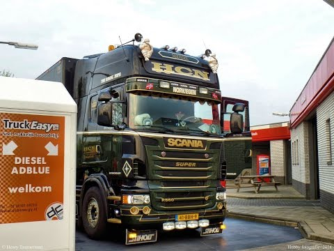 Scania R560-V8 HCN