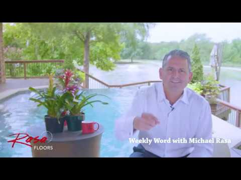 Weekly Word with Michael Rasa:  Challenges of Becoming a Customer-Centric Organization - Part 1