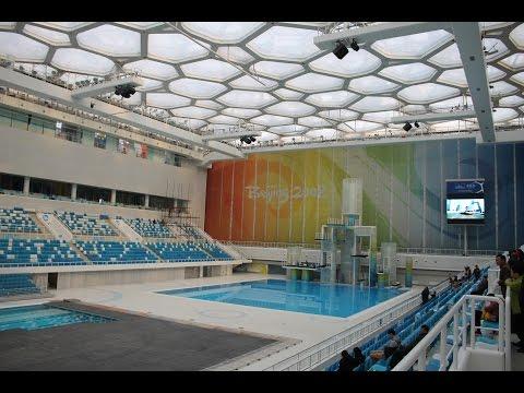 Water Cube Tour (Beijing National Aquatics Center, Beijing Olympic Park)