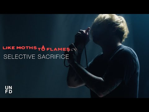 Смотреть клип Like Moths To Flames - Selective Sacrifice