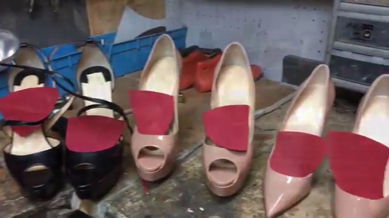 Christian Louboutin Sole Repair