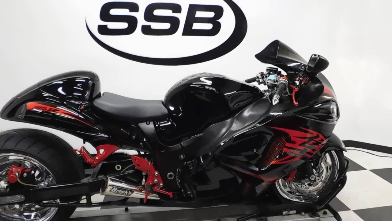 2011 Suzuki GSX1300R Hayabusa Black - used motorcycle for sale ...