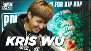Kris Wu on Working with Jhené Aiko & Travis $cott + Hip Hop Culture in China