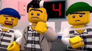 LEGO® City - Mini film : L'évasion en fusée