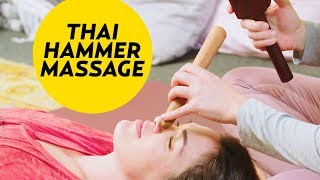 Thai Hammer Massage? We Tried Tok Sen! | The SASS with Susan and Sharzad