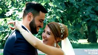 Квадрокоптер в Усадьбе Царицыно, Свадебный клип, Армянская свадьба
