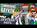 Minecraft - SUMMONING BAYKOK - SevTech Ages #21