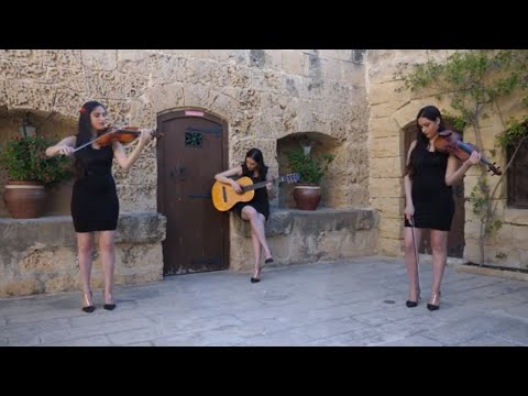 Zombie (Cranberries) cover by Nadine Galea x 3
