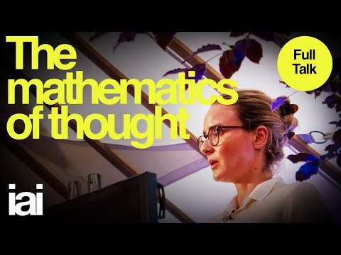 The Mathematics of Thought | Full Talk | Silvia Jonas thumbnail