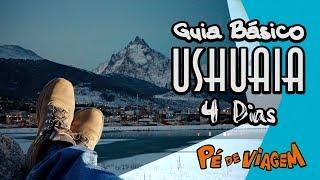 Ushuaia Basic Guide - Winter - 4 days | Pé de Viagem