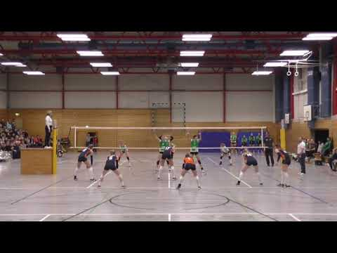 USC Münster vs U19 the Netherlands (n°10 black shirt)