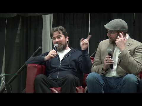 Philadelphia Comic Con 2011 (Comic Vibe Episode) Part 3 from YouTube · Duration:  15 minutes 20 seconds