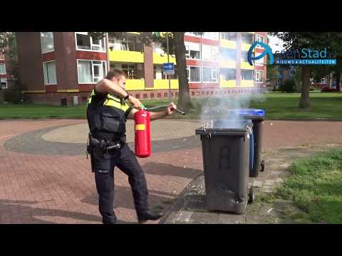 Agent blust papiercontainers in Assen