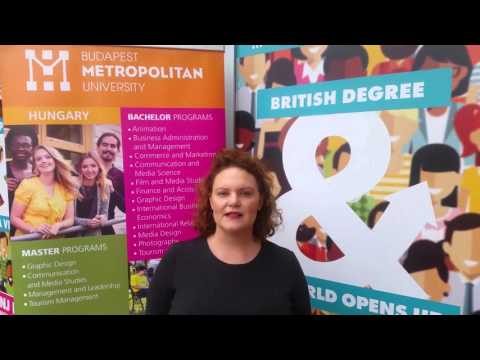Meet us in Nigeria Budapest Metropolitan University and Study in budapest Mobile App