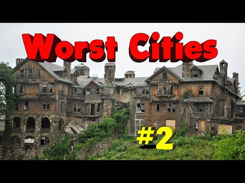 Top 10 Of The Worst Cities In America. #2