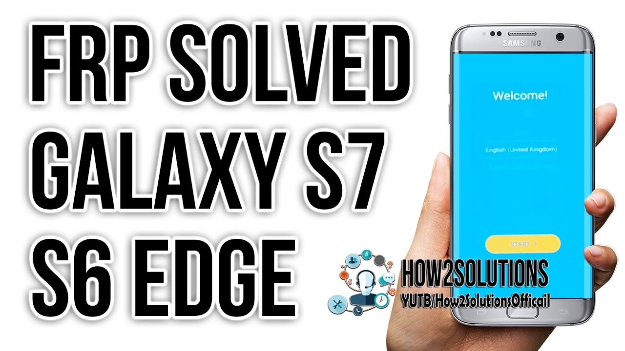S6 S7 Edge Note 5 Note 7 Nougat , 6 0 1, Bypass Google verify Account, FRP  Unlock Review