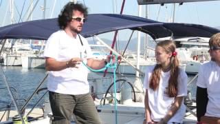 видео Способы научиться управлять яхтой |