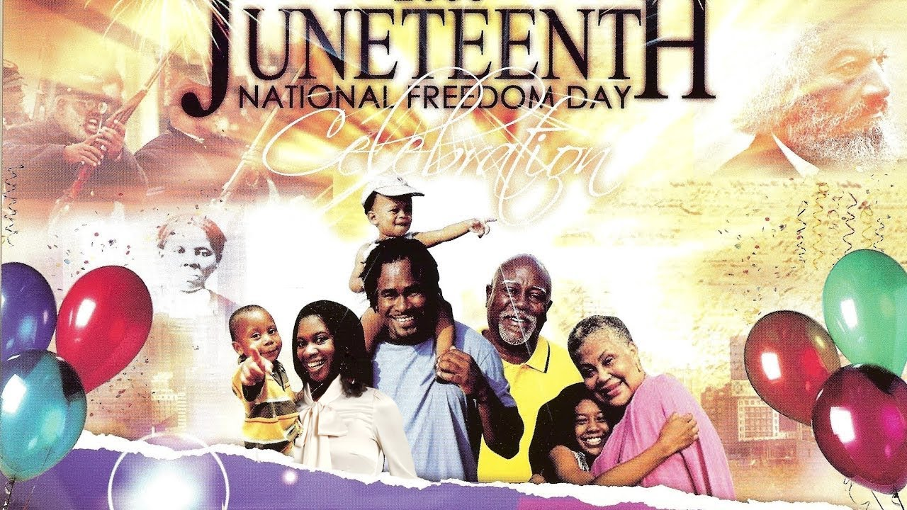 Juneteenth is not Independence Day for black Americans. We still aren't free