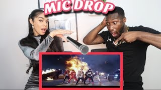 Baixar BTS (방탄소년단) 'MIC Drop (Steve Aoki Remix)' Official MV REVIEW 🔥🎤