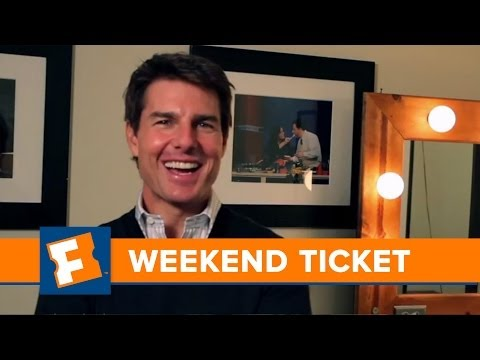 Week of 4/19/2013 - Oblivion - Guest: Tom Cruise | Weekend Ticket | Fandangomovies