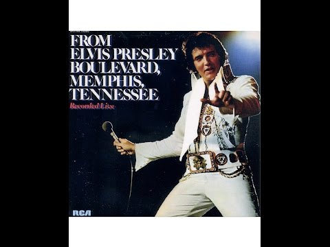 "CD56: ELVIS COLLECTION ALBUM ""FROME PRESLEY BOULEVARD..."" (CD 56 sur 57 / présentation JMD OFF)."