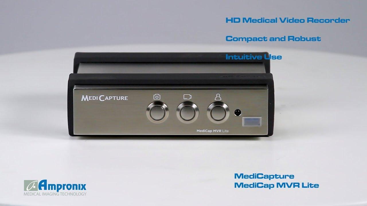 Medicapture Mvr Lite Medicap Mvr Lite Hd Medical Recorder Sales