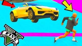 GTA 5 ONLINE 🐷 LTS 🐷N*95🐷 PARKOUR VS SPECTER !!! 🐷 GTA 5 ITA 🐷 DAJE !!!!!!!